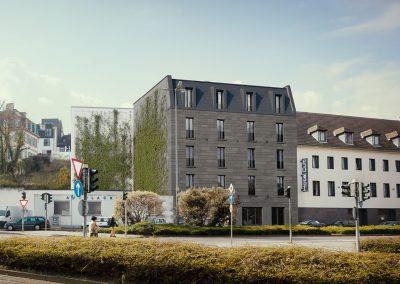 Cult-Hotel Frankfurt