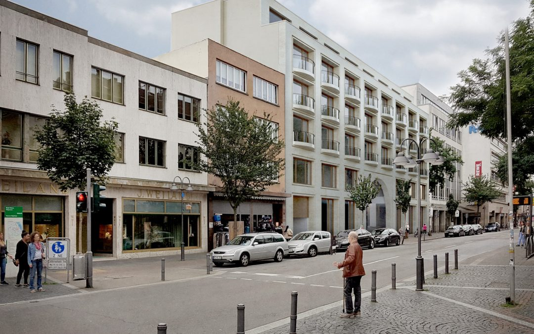 Große Bleiche Mainz