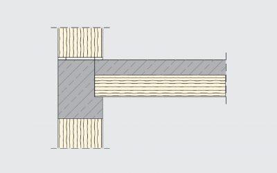 Holzhybrid-Bauweise